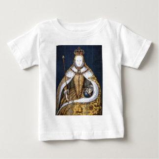 Queen Elizabeth I: Coronation Baby T-Shirt