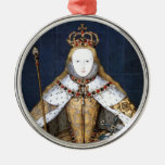 Queen Elizabeth I: Coronation Christmas Tree Ornaments
