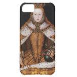 Queen Elizabeth I Cover For iPhone 5C