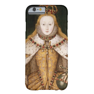 Queen Elizabeth I in Coronation Robes Barely There iPhone 6 Case