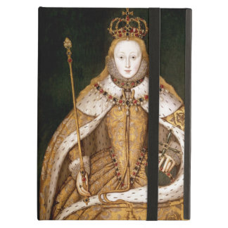 Queen Elizabeth I in Coronation Robes Cover For iPad Air
