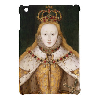 Queen Elizabeth I in Coronation Robes Cover For The iPad Mini