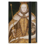 Queen Elizabeth I in Coronation Robes Covers For iPad Mini