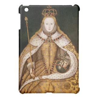 Queen Elizabeth I in Coronation Robes iPad Mini Cases