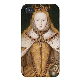 Queen Elizabeth I in Coronation Robes iPhone 4/4S Cases