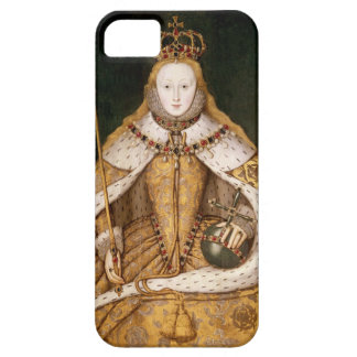 Queen Elizabeth I in Coronation Robes iPhone SE/5/5s Case