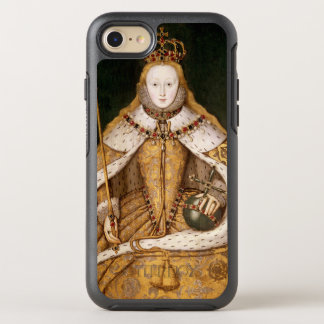 Queen Elizabeth I in Coronation Robes OtterBox Symmetry iPhone 7 Case