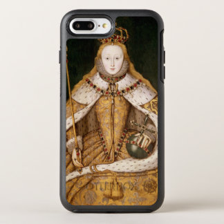 Queen Elizabeth I in Coronation Robes OtterBox Symmetry iPhone 7 Plus Case