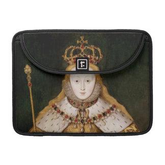 Queen Elizabeth I in Coronation Robes Sleeves For MacBooks