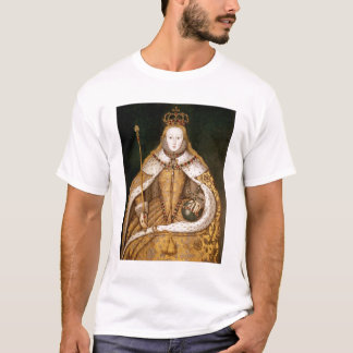 Queen Elizabeth I in Coronation Robes T-Shirt