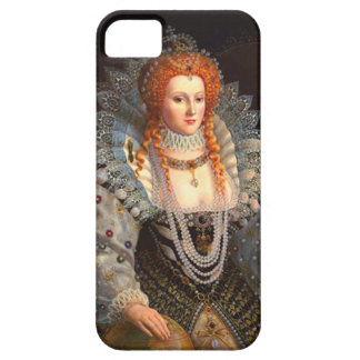Queen Elizabeth I iPhone SE/5/5s Case