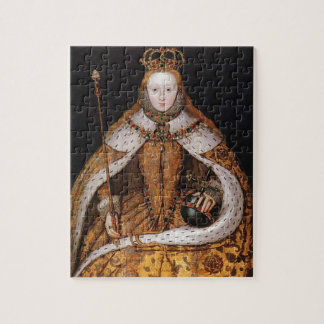 Queen Elizabeth I Jigsaw Puzzle