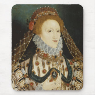 Queen Elizabeth I Mouse Pad