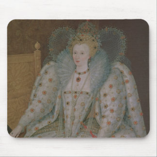 Queen Elizabeth I of England and Ireland Mousepads