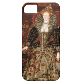 Queen Elizabeth I of England iPhone SE/5/5s Case