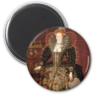 Queen Elizabeth I of England Magnet
