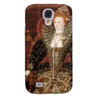 Queen Elizabeth I of England Samsung Galaxy S4 Cover