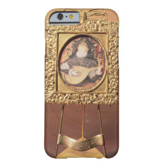 Queen Elizabeth I playing the lute (miniature incl Barely There iPhone 6 Case