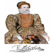 Queen Elizabeth I shirt