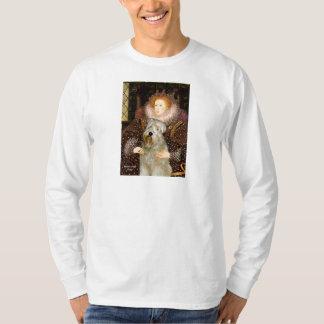 Queen Elizabeth I - Wheaten Terrier T-Shirt