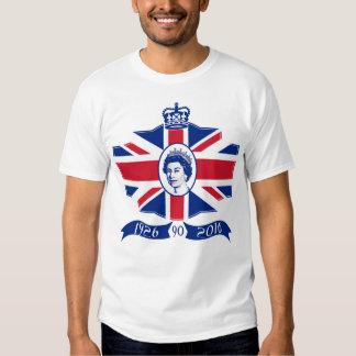 Queen Elizabeth II 90th Birthday 2016 Shirt