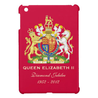 Queen Elizabeth II Diamond Jubilee iPad Mini Case