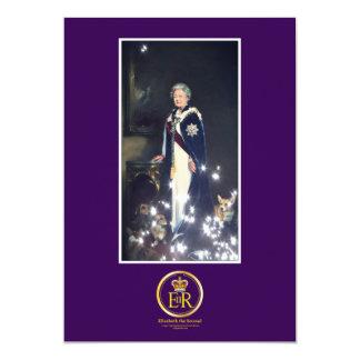 Queen Elizabeth II Portrait Card