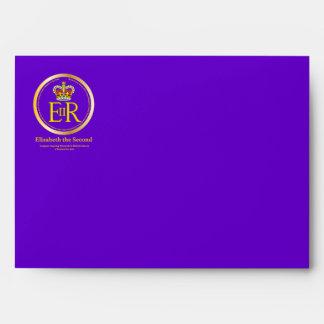 Queen Elizabeth II Reign Envelope