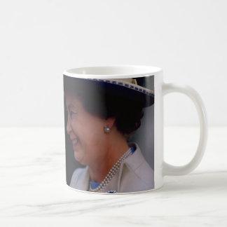 Queen Elizabeth II Royal Mug