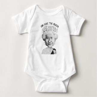 Queen Elizabeth Infant Creeper