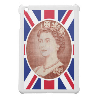 Queen Elizabeth Jubilee Portrait Case For The iPad Mini
