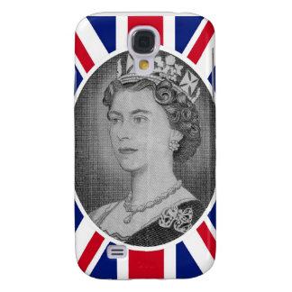 Queen Elizabeth Jubilee Portrait iPhone Galaxy S4 Case