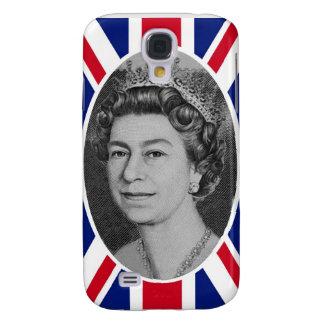 Queen Elizabeth Jubilee Portrait iPhone Samsung Galaxy S4 Cover