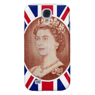 Queen Elizabeth Jubilee Portrait iPhone Samsung S4 Case