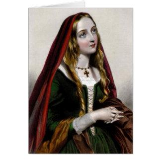 Queen Elizabeth Woodville Card