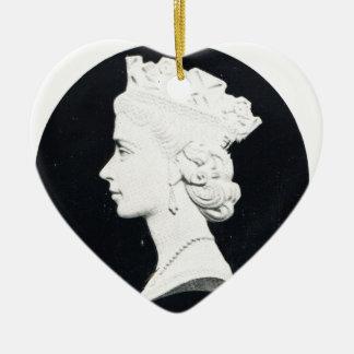 Queen Elizabzth II, Vivat regina Ceramic Ornament