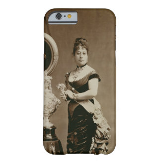 Queen Emma (1836-85) (sepia photograph) Barely There iPhone 6 Case