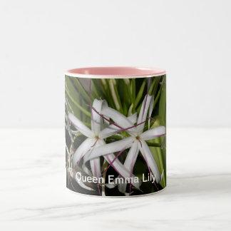 Queen Emma Lily Mug