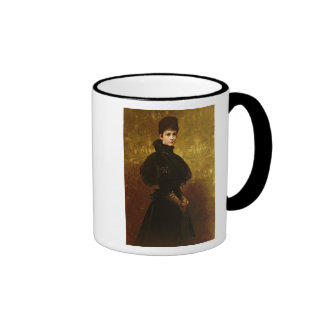 Queen Erzsebet Ringer Mug