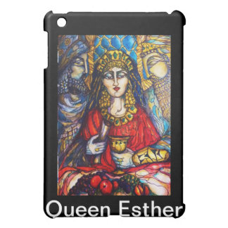 Queen Esther iPad Mini Cover