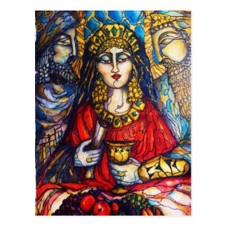 Queen Esther Postcard