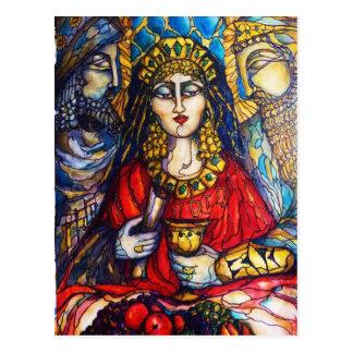 Queen Esther Postcard