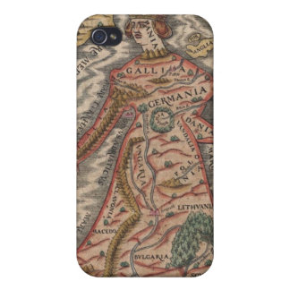 Queen Europe Covers For iPhone 4