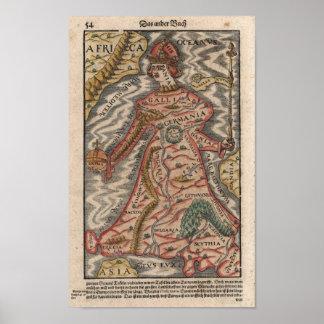 Queen Europe Posters