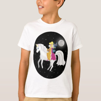 Queen Faery and Unicorn T-Shirt