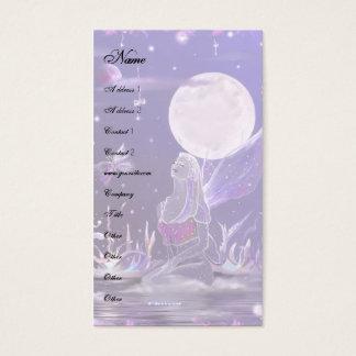 Queen Fairy template Business Card