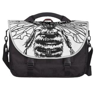 Queen Fat Bee Laptop Bag