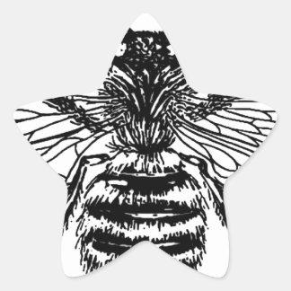 Queen Fat Bee Stickers