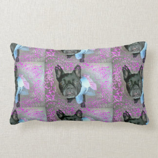 Queen FiFi French Bulldog Pillow