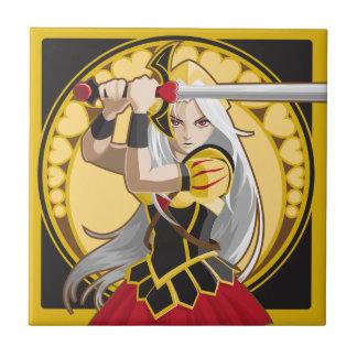 Queen fo Hearts Tile